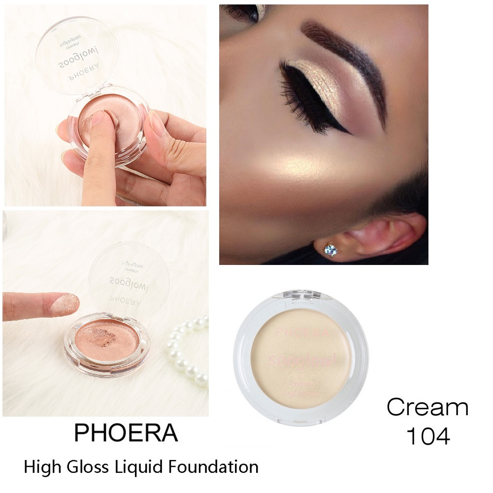 Beauty & Health Supply New Makeup Oil Control Brightening Palette Bronze Highlighter Press Powder Liquid Foundation Correction Outline Baking Powder