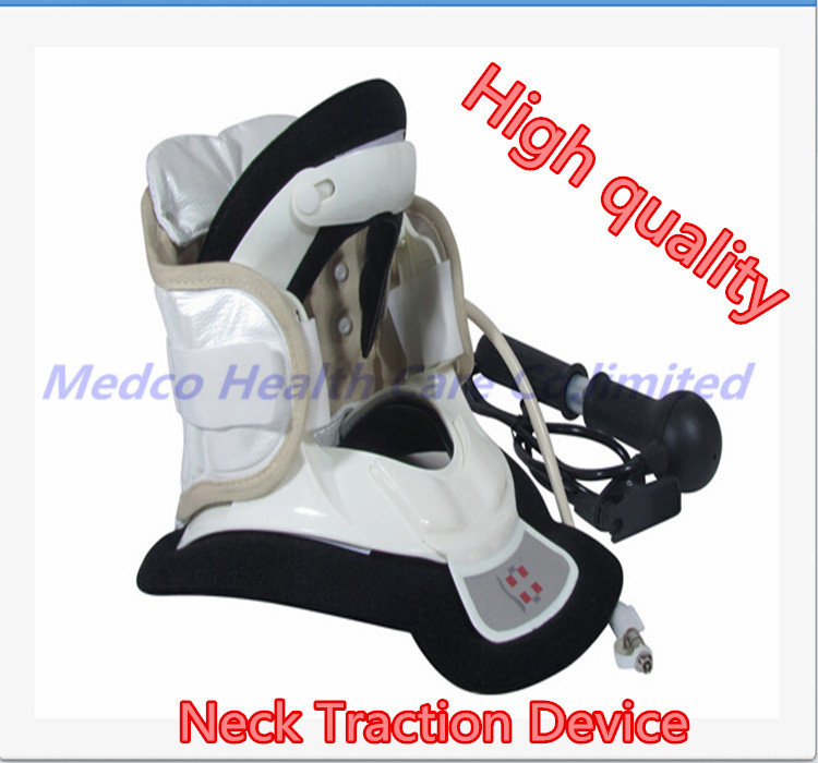 DHL/EMS free shipping 10pc/lot best neck traction device medical Cervical traction neck treatment neck support Neck spine brace 10pcs lot free shipping 10pc lot rcj330n25 rcj330