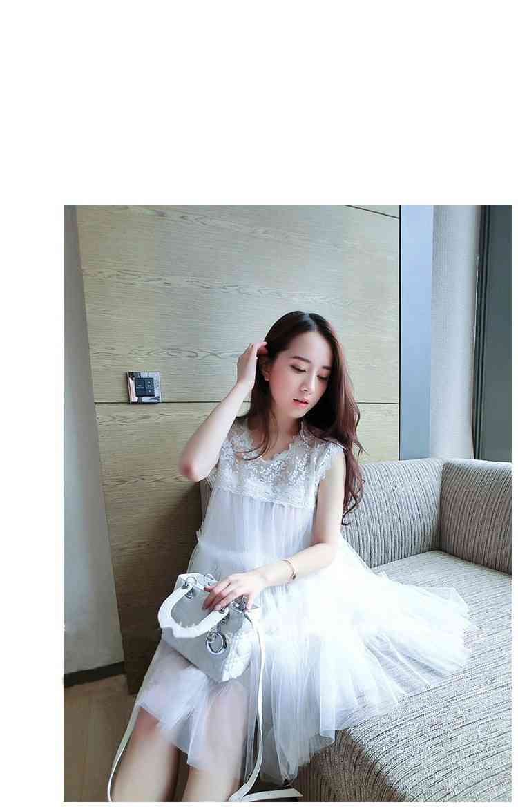 Summer White Ball Gown Maternity Dresses Maternity Photography Props ...