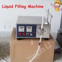 Digital Control Magnetic Drive Pump Liquid Filling Machine 2ml 3500ml Drink Oil Cosmetics Liquid Filler Liquid