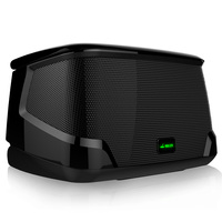 meidong Miniboom II Wireless Bluetooth Speaker Mini Portable Speaker with Microphone for Phone Computer Super bass Subwoofer