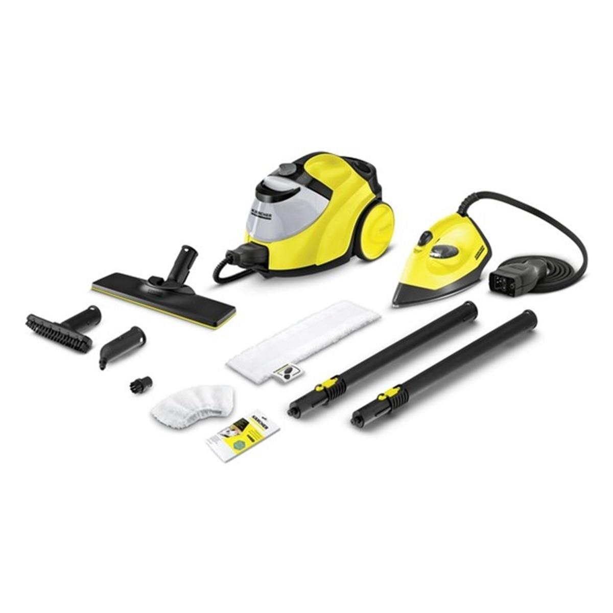 цена на Steam cleaner Karcher SC 5 Iron Kit EasyFix