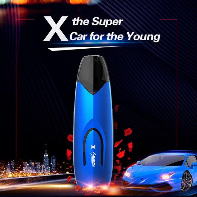 , New Original Kamry X Kit 650mAH Battery Electronic Cigarette Mini Vape Pen 250mAh for KamryX 2ml Vaporizer E Cigarette Vape Kit