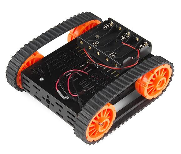 Robot chassis track tank  diy robot parts robotic diy
