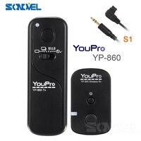 YP-860II S1 무선 원격 제어 셔터 릴리스 소니 알파 A900 A850 A700 A560 A550 A500 A450 A400 A350 A300 A200