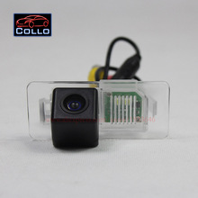 For BMW 2 F22 F45 2014 2015 / CCD Car Rear View Camera / Reverse Camera / HD CCD RCA NTST PAL / License Plate Lamp OEM