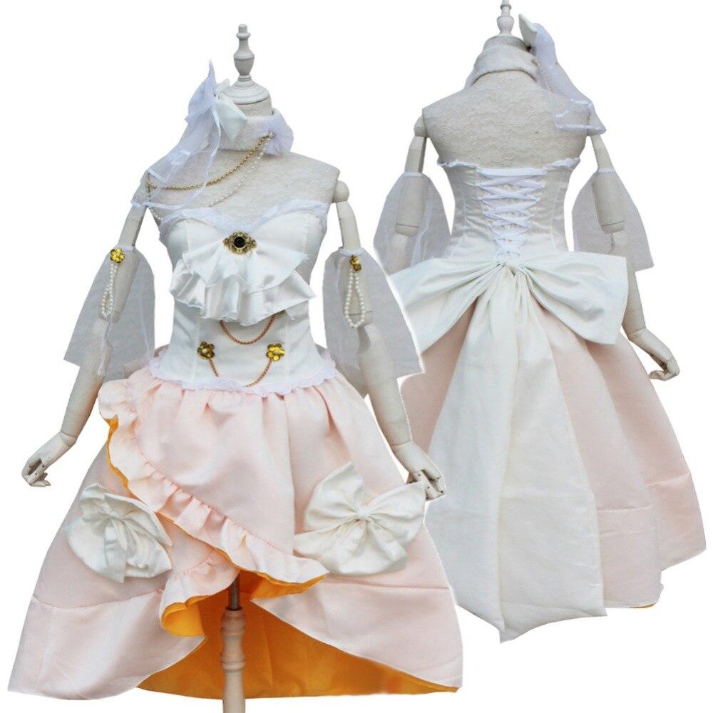 Cagalli wedding dress