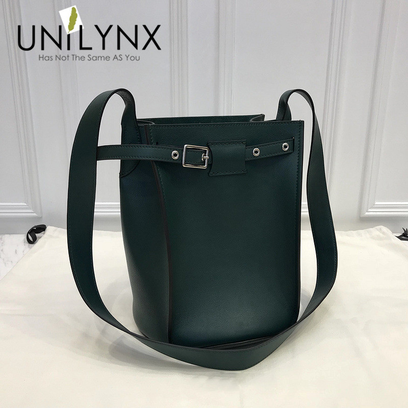 UNILYNX Hot Fashion Women Leather Handbags Bucket Shoulder Bags Ladies Cross Body Bags Large Capacity Ladies Shopping Bag цена