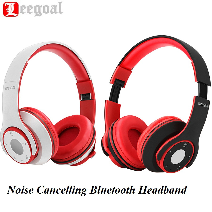 OY5 Wireless Bluetooth Headphone Subwoofer Stereo Headband Earphone Portable Handsfree MIC MP3 FM Headset For IPhone For Xiaomi