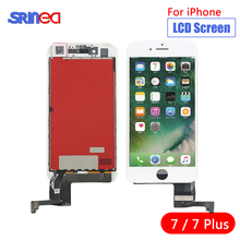 AAA Quality LCD Screen For iPhone 7 7Plus SE Display Assembly Replacement With Original Digitizer Phone Parts i 7p Plus