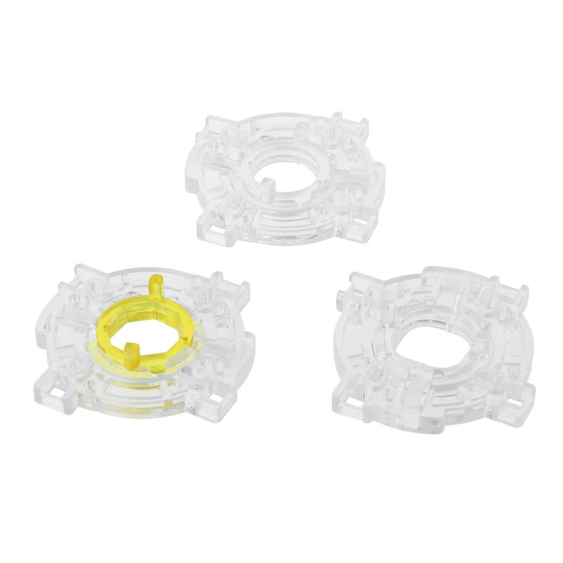 OOTDTY 1pc Octagonal/Square/Round Ring Joystick Gate Restrictor For Sanwa GT-Y JLF  Joystick Gate
