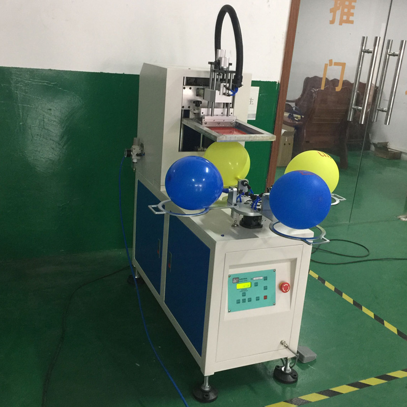 Balloon printing machine, price balloon screen printing machine, balloon silk screen printing kit цена 2017