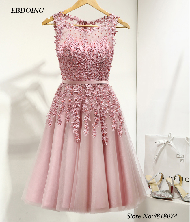 Robe de soiree Stunning Embroidery Boat Neck A-line Formal   Evening     Dress   With Pearls Vestidos de festa Prom   Dresses
