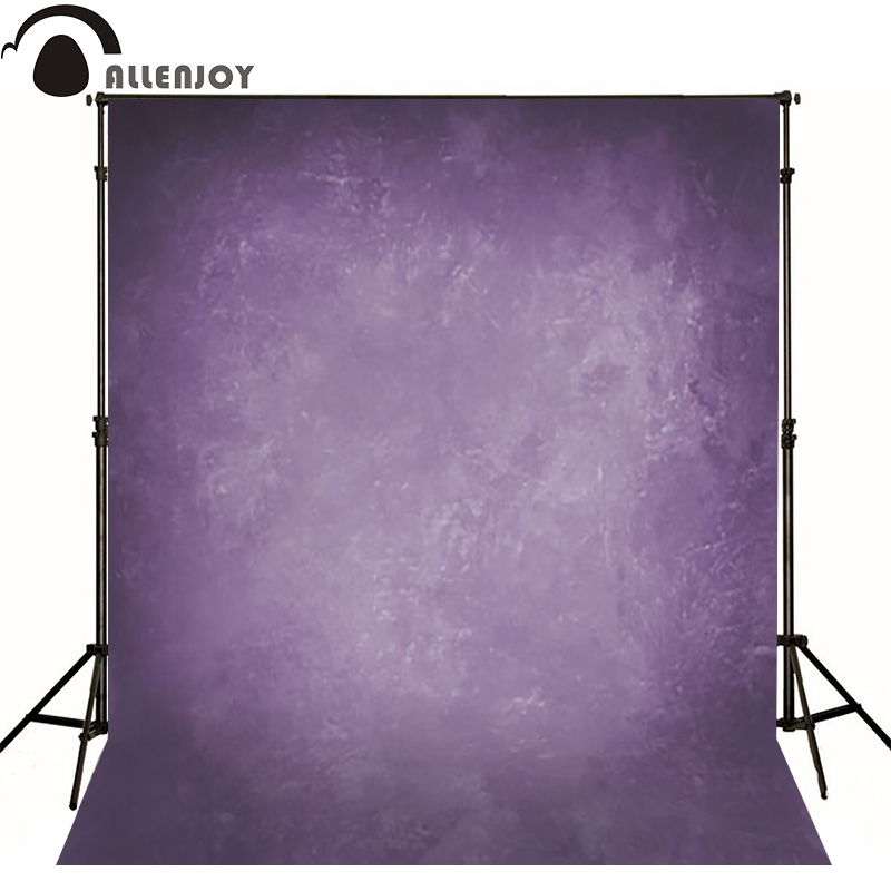 Allenjoy Thin Vinyl cloth photography Backdrop blue Children Wedding Baby Background Photo Studio Decor Backgrounds MH-082