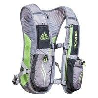 Unisex Lightweight Running Backpack Sports Trail Racing Marathon Hiking Fitness Hydration Outdoor Riding Bag Marathon Shoulder