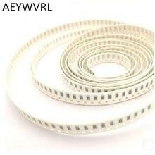 0805 SMD резистор проволочного чипа 1/8 Вт 0R~ 10 м 0R 10R 100R 220R 330R 470R 1K 4,7 K 10 K, 47(Европа) K 100K 0 10 100 330 470 Ом 5