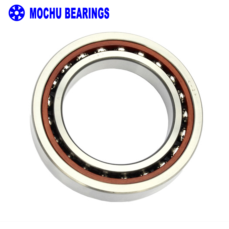 1pcs 71810 71810CD P4 7810 50X65X7 MOCHU Thin-walled Miniature Angular Contact Bearings Speed Spindle Bearings CNC ABEC-7 1pcs 71930 71930cd p4 7930 150x210x28 mochu thin walled miniature angular contact bearings speed spindle bearings cnc abec 7