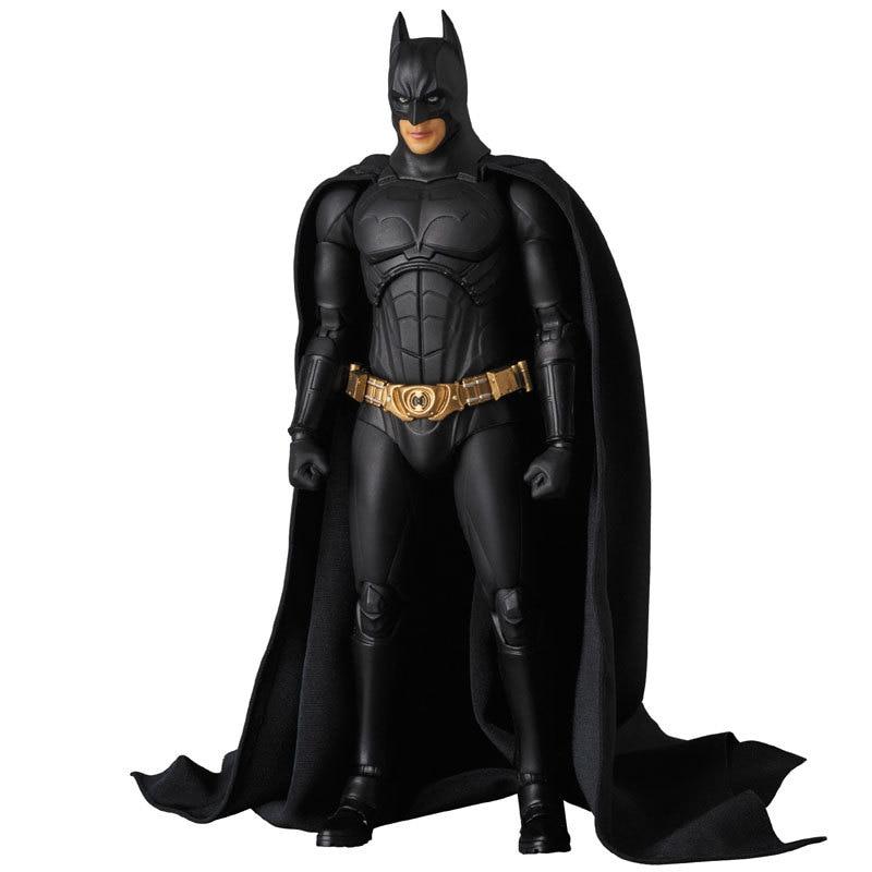 MAFEX 049 Batman BEGINS SUIT The Dark Night PVC Action Figure Collectible Model Toy 17cm natali kovaltseva бра natali kovaltseva valencia 11421 1w wenge