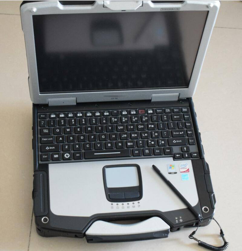 Super Military Toughbook CF30/CF19 i5 laptop X201T D630 E6420 perfect matching with MB STAR SD connect C4 / C5 / C3 diagnostic