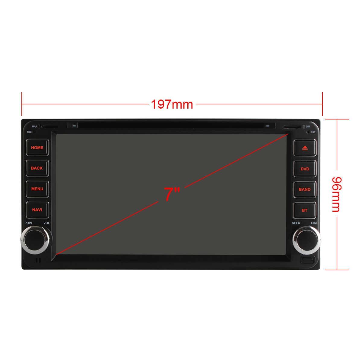 Ownice Android 6,0 Octa 8 Core автомобильный DVD плеер с gps-навигатором для Toyota RAV4 2004-2008 4 ядра Радио Стерео Поддержка сеть 4G LTE