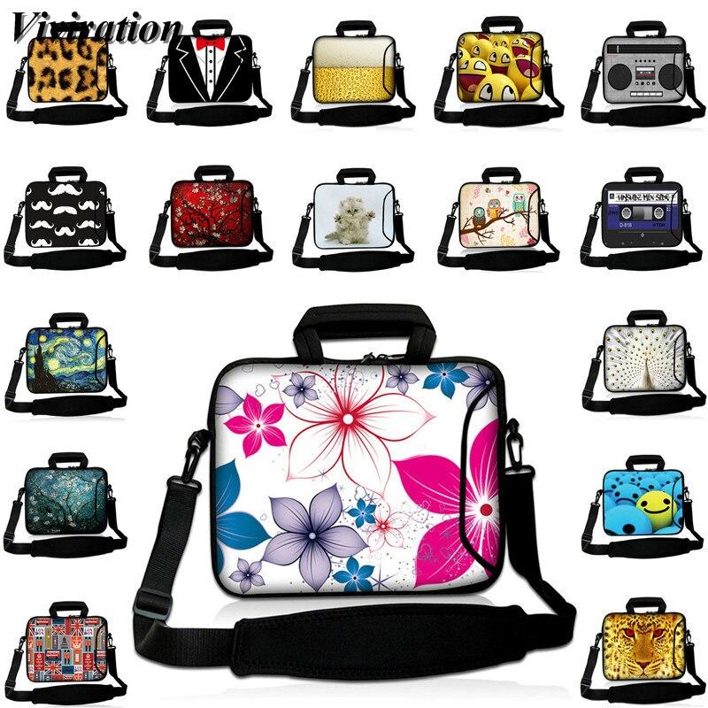 bd755e440f97 Женская сумка-портфель с принтом, сумка для ноутбука, 15,6, 13, 12 ...