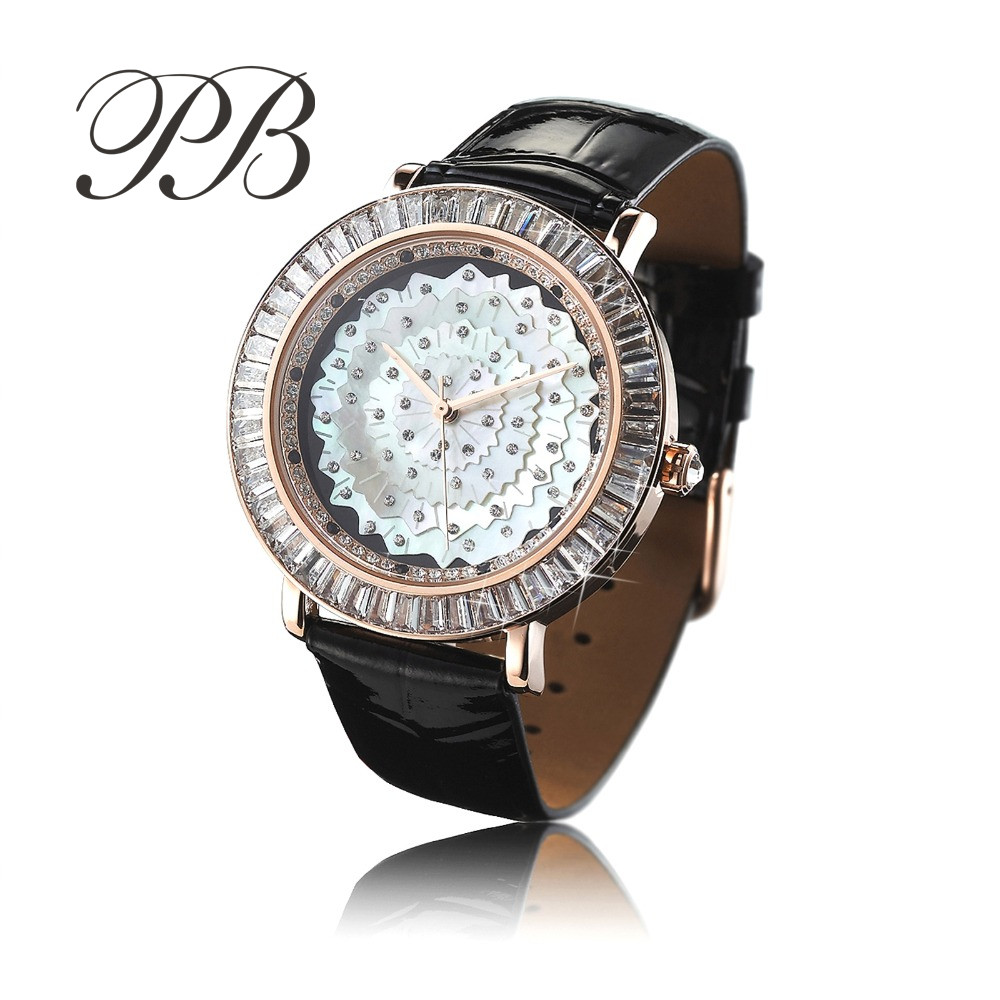 Online buy wholesale swarovski crystal watch from china swarovski crystal watch wholesalers for Crystal watches