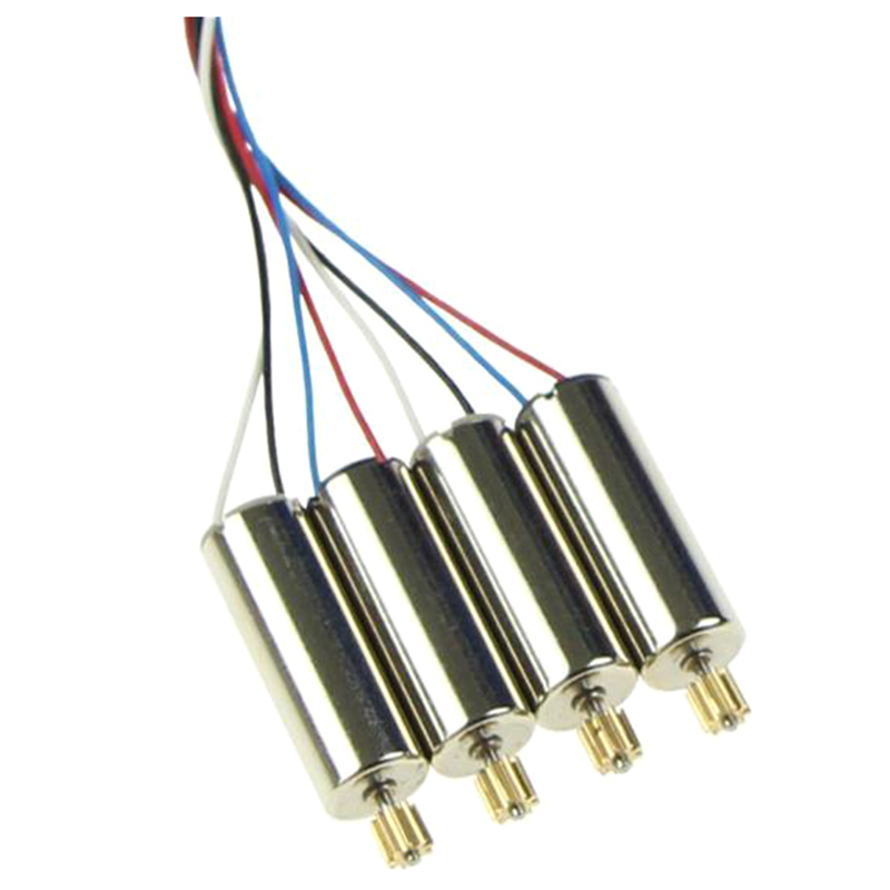 4X Syma X5C X5C-1 CW/CCW Motor A/B for SYMA X5C X5C-1 with Brass Gear syma x5 x5c x5c 1 explorers new version without camera transmitter bnf