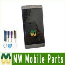 1 шт./лот для Elephone P7000 Сенсорный экран Панель планшета Сенсор + ЖК-дисплей Дисплей с инструментами черный Цвет