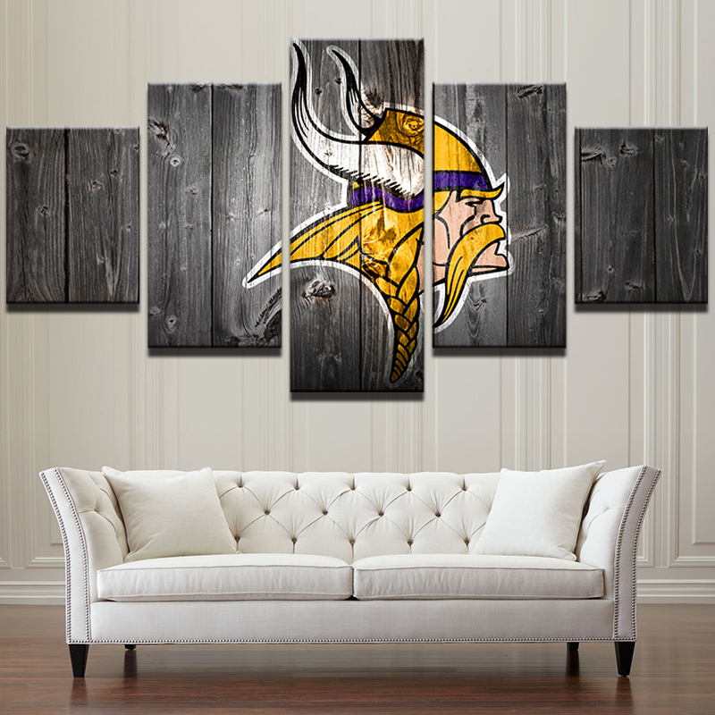 Canvas painting modular picture wall art home decoration 5 - What type of paint for living room walls ...