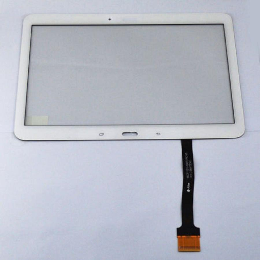 NEW white Touch digitizer Screen Glass Replacement For Samsung Galaxy Tab 4 10.1 T530 T531 T535 free shipping for samsung galaxy tab 4 10 1 sm t530 t531 t535 t530 touch screen digitizer lcd glass front panel 1 piece free shipping