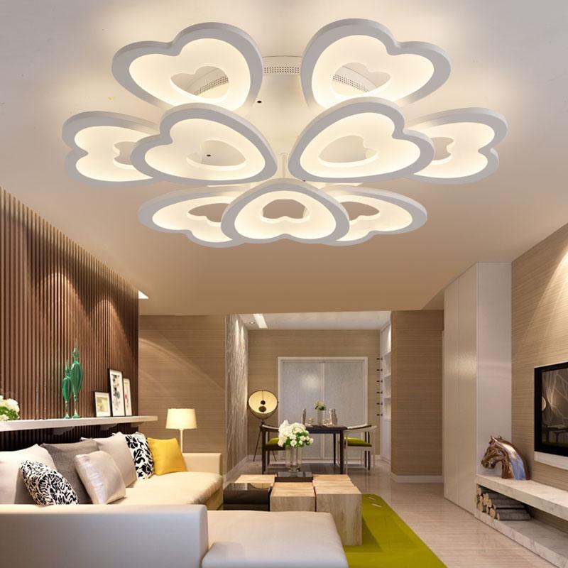Modern LED Ceiling Lights for Living room