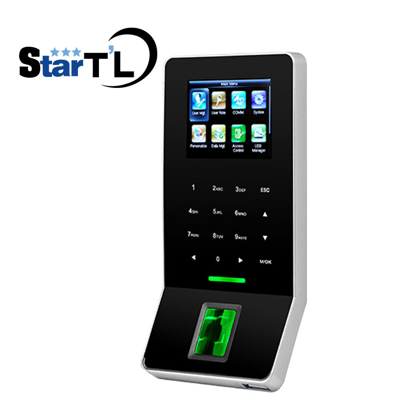 Free Shipping ZK F22 Biometric Fingerprint Access Control access control door access control Door Access Controller цена