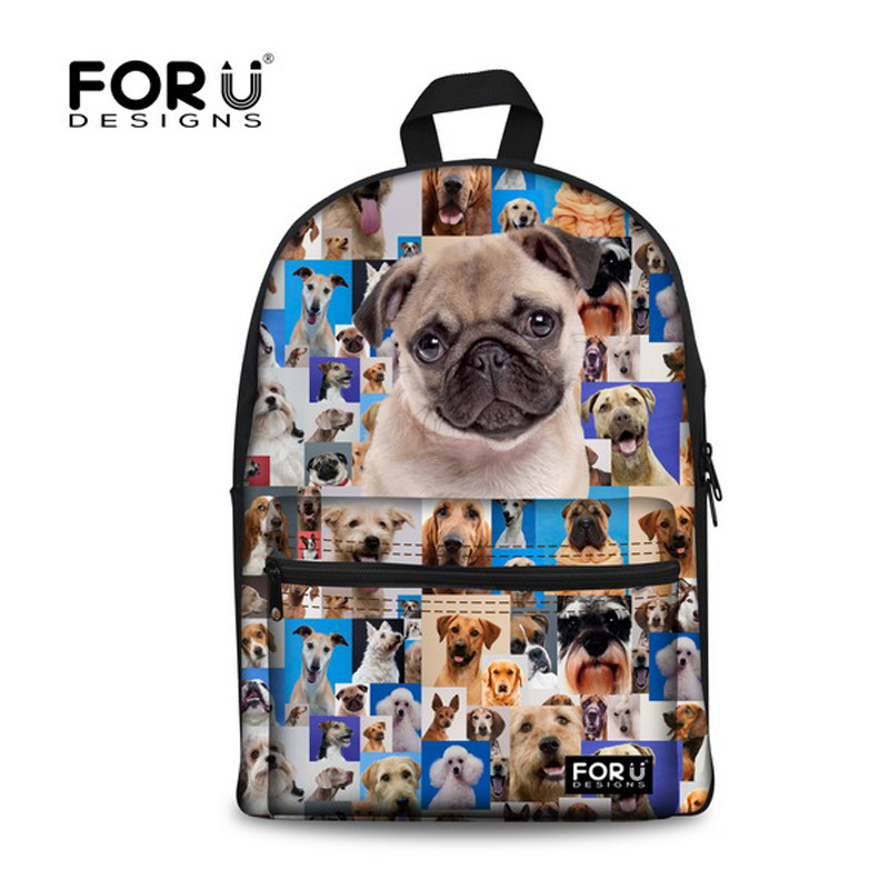 Online Get Cheap Pug Backpacks for School -Aliexpress.com ...