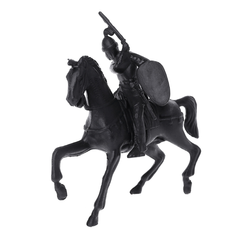 3 Styles Simulation Horse Model Educational Toys Collection Gift For Boys Kids