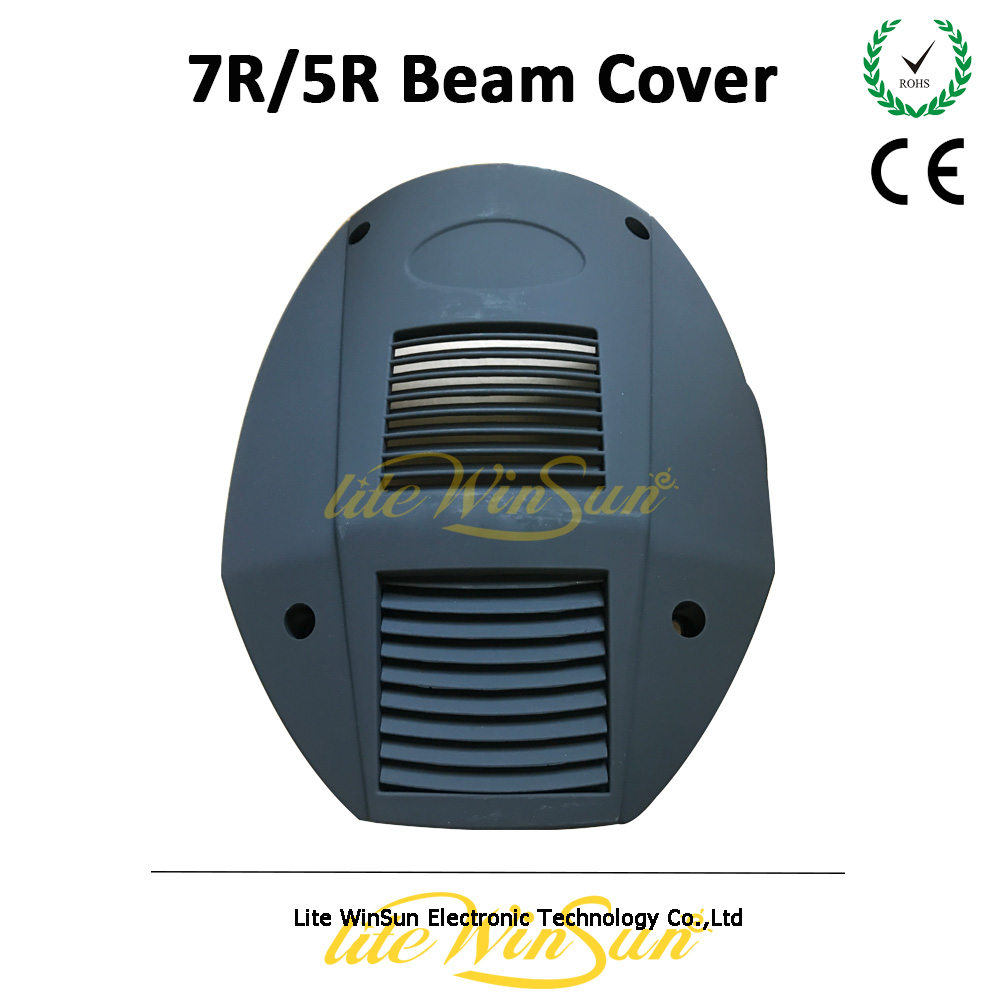 Litewinsune 2PCS Cover Cases Completes for Beam 5R 200W Beam R7 230W Moving Head Lighting