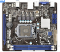 Frete grátis 100% original para motherboard ASRock H61M-VS3 Motherboard LGA 1155 DDR3 RAM 16G placa gráfica Integrada