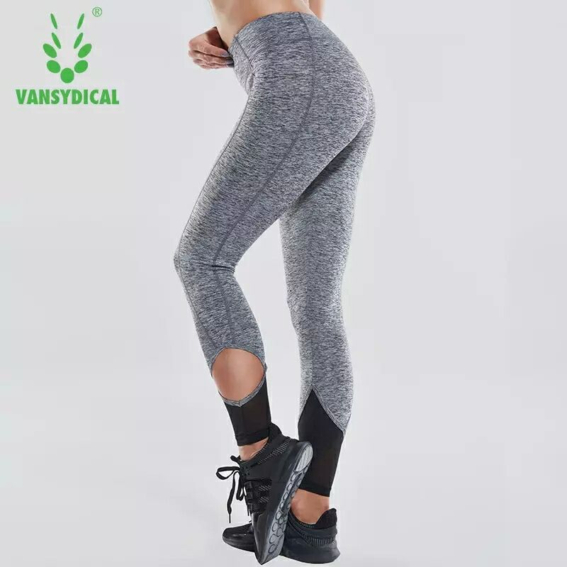 New autumn winter women quick dry yoga dance compression pants tights womens running gym fitness leggings sports pants