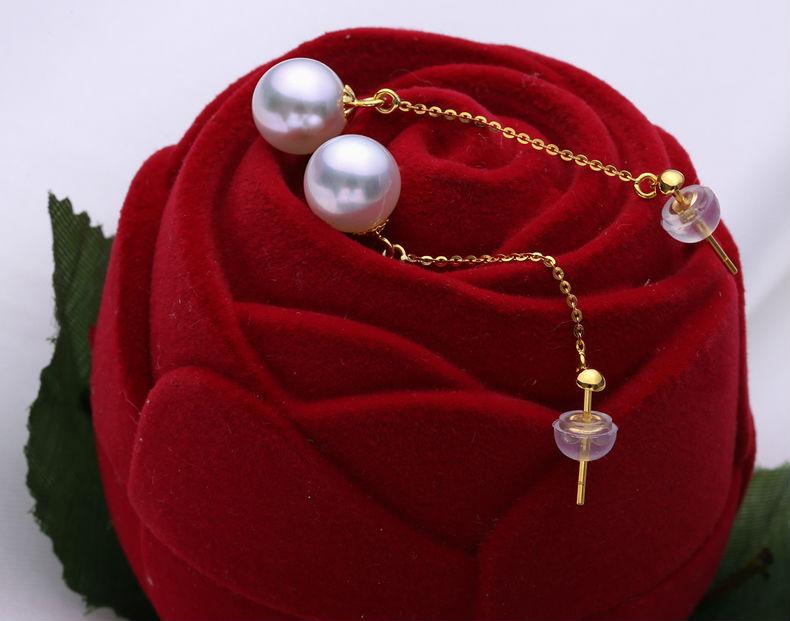 gold akoya pearl earrings jewelry 22