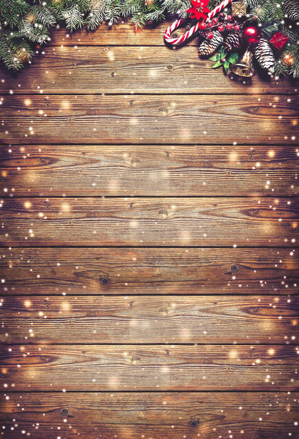 Christmas Wood Background.Us 6 2 38 Off Huayi Snowflake Christmas Photography Backdrop Xmas Wood Background For Children Photo Studio Props Photobooth Xt 7395 In Background