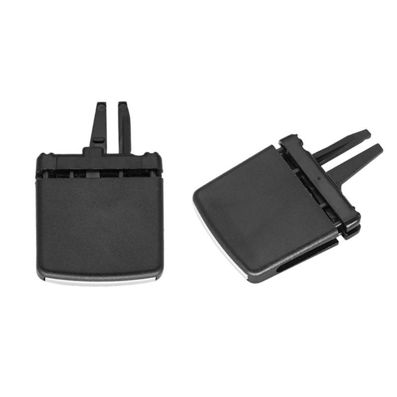 Black Grebest Air Vent Outlet Tab Clip Interior Decoration Tab ...
