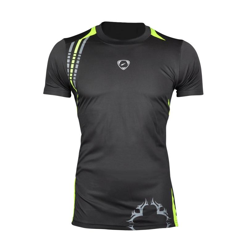 Новое поступление 2019 мужчин Дизайнерская футболка повседневная Quick Dry Slim Fit рубашки Топы и футболки Размер S M L XL LSL1052 (ПОЖАЛУЙСТА, ВЫБЕРИТЕ РАЗМЕР США)