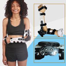 FULI arm fixed support adjustable comfortable and breathable wrist joint elbow fracture repair right hand Splint FLX-2001