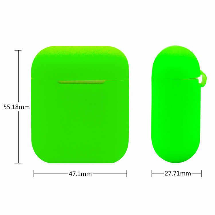 2019 جديد 1:1 ل airpods سيليكون earpods الهواء القرون وسادات أذن ل i16 i15 i14 i13 i12 i11 i10 tws أنا 16 15 14 13 12 11 10