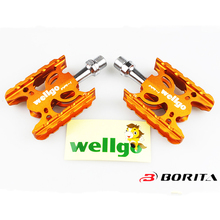 Wellgo WR-1 Aluminum Alloy Bearing Road pedal