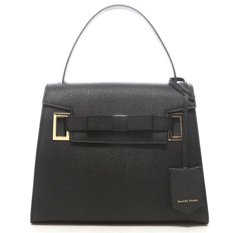Japon style GM Grand/PM petite taille sac à main de femmes arc samantha thavasa vega Saffiano femmes épaule sac Dames Fourre-Tout sac