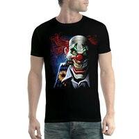 Joker Clown Face Men T shirt XS 3XL,2019 New Fashion T shirt Brand Hip Hop Print Men Tee Shirt High Quality 100% Cotton
