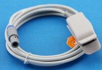 Mindray Datascope Compatible SpO2 Pulse Sensor Adult Finger Clip 0600 00 0094 for Creative, Edan, Lemo 6 Pins