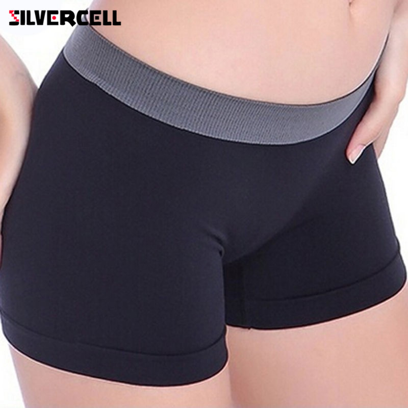 Women Shorts Summer 2017 Candy Colors Solid Sportswear Shorts Casual Female Fitness Shorts