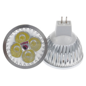 Hot sale Dimmable MR16 12V LED Spotlight Ultra Bright 35mm interface 3w 4w 5w 9w 12w 15w Spot Light Bulb high power lamp AC 12V