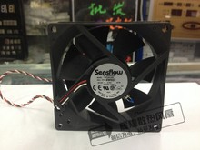 brand new DELTA EFC0912BF 4W022 9032 12V 0.7A 3PIN high air volume cooling fan(China)